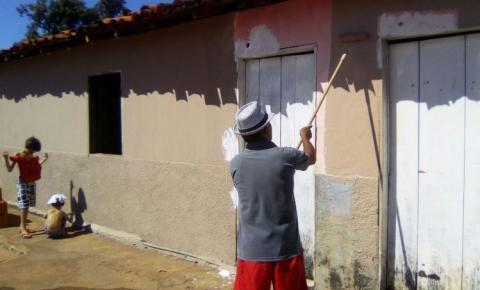 Igreja usa dinheiro de dízimos e ofertas e reforma casa de idoso com mão de obra voluntária