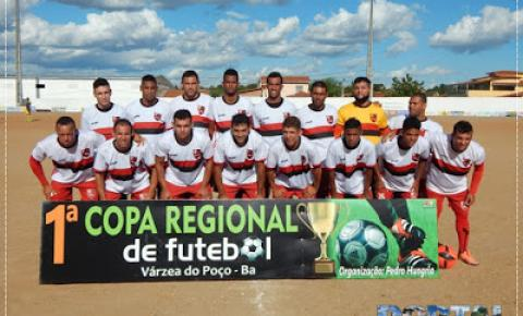 Roçadinho goleia o Cruzeiro do Peixe por 11 a 0 e se classifica para as semifinais da Copa Regional de Futebol em Várzea do Poço