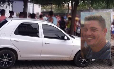 Homem acaba de ser assassinado na cidade de Várzea do Poço