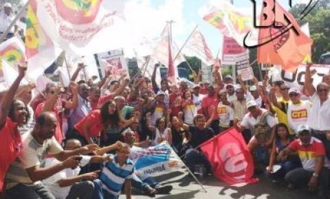 Bancários resolvem aderir à greve geral do dia 5 de dezembro