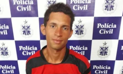 Autor de vários Roubos na Região e preso em operação conjunta