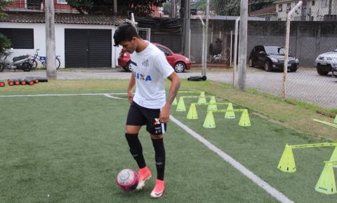 Atleta natural de Mairi é vendido para o Santos