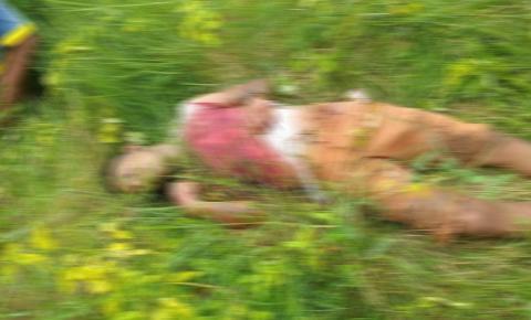 Jovem é morto a tiros em Várzea do Poço