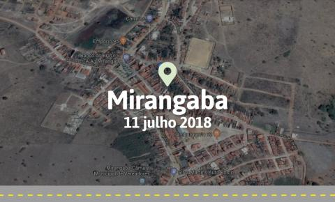 Unidade Móvel da Defensoria Pública atenderá aos moradores de Mirangaba no dia 11 de julho