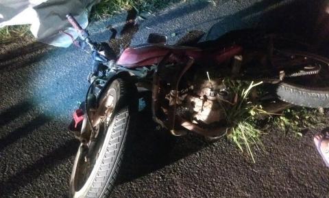 Grave acidente na BA 417 entre Várzea do Poço e Serrolândia deixa um morto