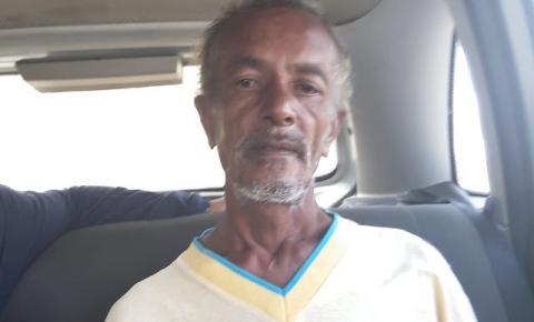 Guarda Municipal de Piritiba busca localizar família de homem encontrado perdido na zona rural