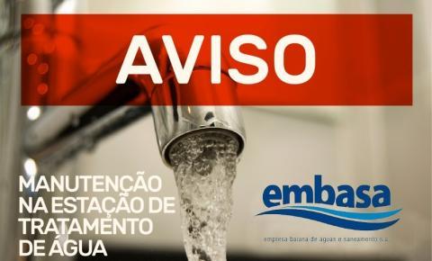 Manutenção de adutora suspende abastecimento de água em Quixabeira, Junco, Novo Paraíso e Gonçalo temporariamente