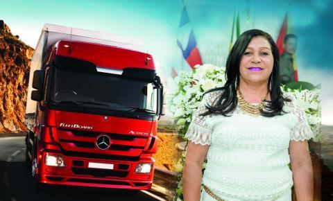 Vereadora Graça faz homenagem a caminhoneiros e caminhoneiras neste dia 25 de julho