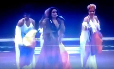 Daniela Mercury é acusada de 'invocar demônios' durante show no Pernambuco