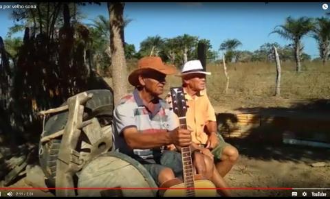 Violeiros de Serrolândia - Velho Sona e Seu Nico homenageiam Jacobina