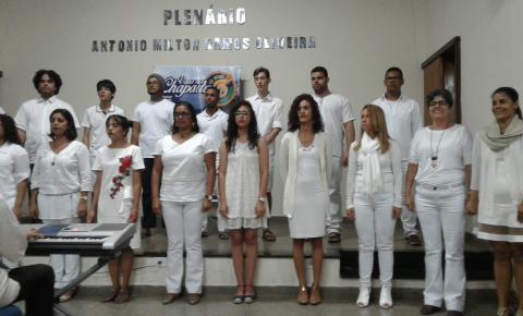 Com integrante de Serrolândia, Coral Vozes do Ouro de Jacobina participa do 10° Festival de Corais Vozes da Chapada em Mucugê