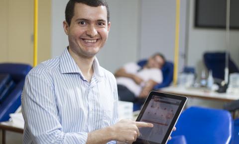 Com 40 mil downloads, app da Hemoliga busca revolucionar a doação de sangue no Brasil