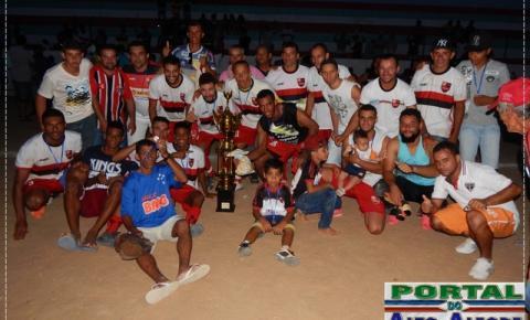 Roçadinho de Serrolândia é Campeão da 1º Copa Regional de Futebol em Várzea do Poço