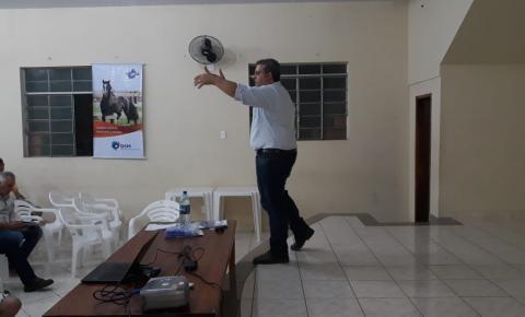 Palestra sobre tecnologias de suplementação nutricional é realizada com sucesso em Miguel Calmon.