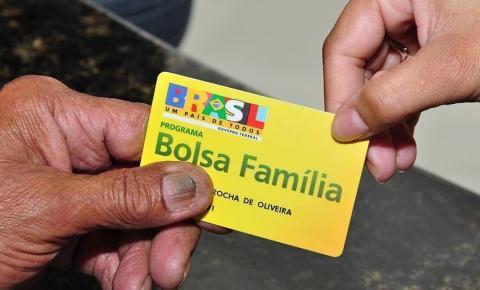 Governo decide manter verba do Bolsa Família