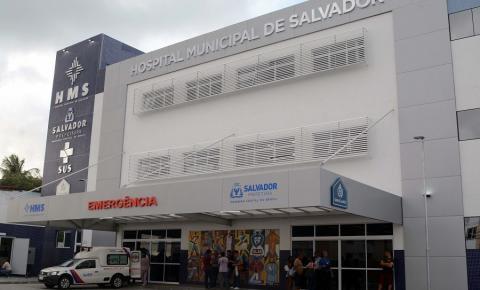 Hospital Municipal de Salvador atende a quase 3 mil pessoas do interior