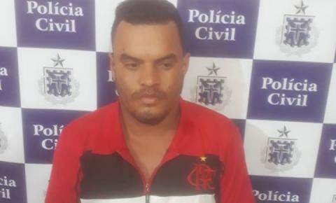 Policia Civil cumpre mandado de prisão de acusado de tentativa de homicídio, e tráfico de drogas