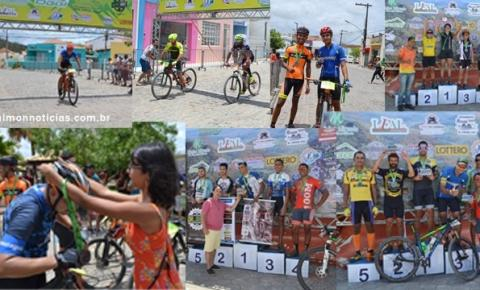 Desafio 7 Passagens de Montain Bike foi realizado neste domingo (4)