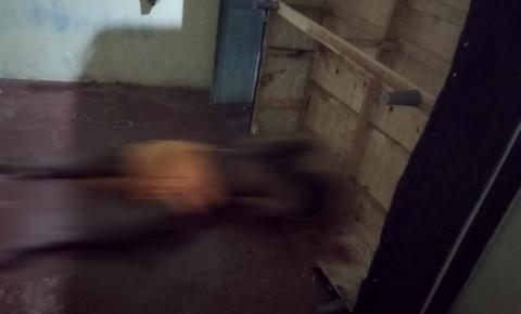 Homem é assassinado em Várzea do Poço
