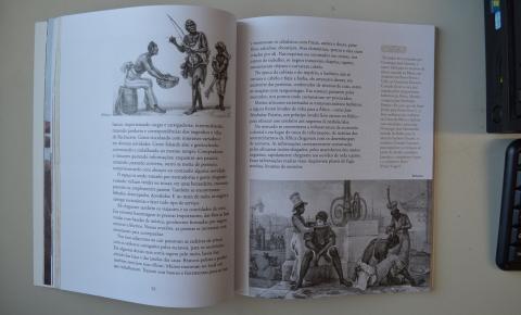 Novembro Negro  Secretaria da Educação do Estado relança livro sobre  o tráfico de africanos e o cotidiano na Bahia