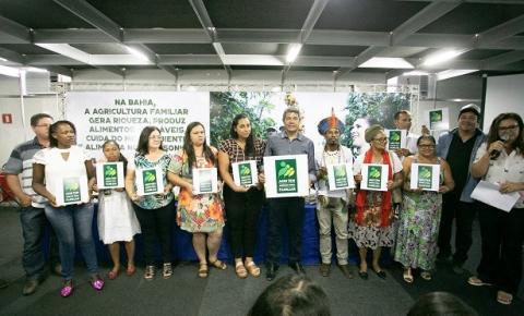 Agricultores familiares baianos recebem certificação