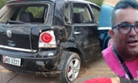 Acidente com vítima fatal na BA-130, entre Mairi e Baixa Grande