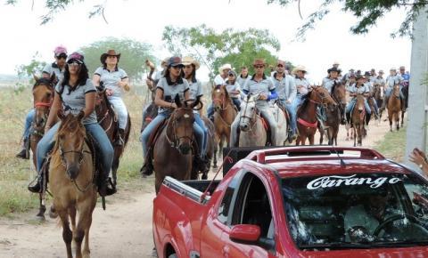 4ª Cavalgada Encontro dos Amigos de São José do Jacuípe / Várzea da Roça