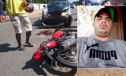 Lucivan não resiste e morre depois de quase 90 dias após sofrer acidente em Serrolândia