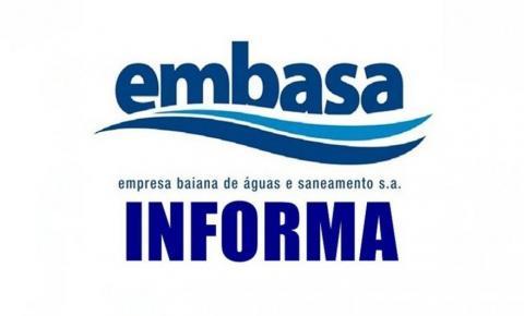 Embasa adota medidas para garantir a qualidade da água distribuída pelos sistemas que captam no São Francisco