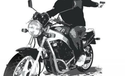 Motocicleta é furtada no centro de Capim Grosso