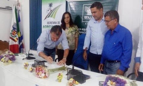 Presidente do Sistema FAEB/SENAR apresentou diagnóstico da fruticultura em Piritiba