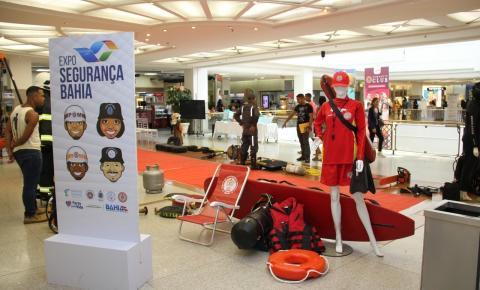 Expo Segurança 2019 começa nesta quinta-feira (14)