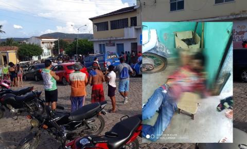 Homem é assassinado a tiros em Miguel Calmon