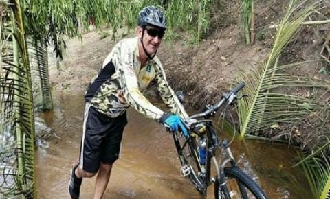 Comerciante morre durante pedalada em Andorinha