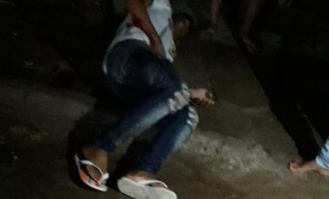 Jovem sofre tentativa de homicídio em Capim Grosso
