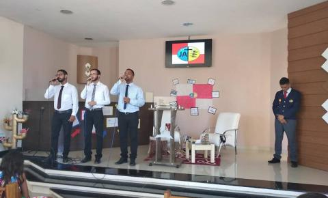 Triune participa do Dia do Jovem Adventista em Quixabeira