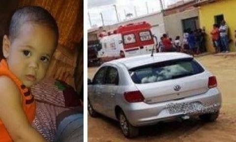 homem dá ré em carro e mata próprio filho atropelado em João Dourado (BA)