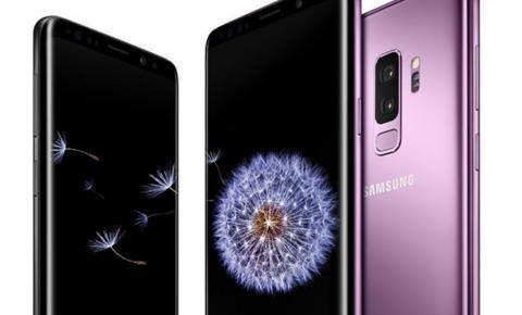 Smartphone Samsung Galaxy S9+ Plus SM-G965 128GB - POR: R$ 2.879,10
