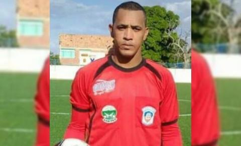 Árbitro da semi-final do Municipal de Serrolândia morre vitima de acidente