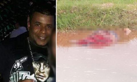 Homem é encontrado morto dentro de poça de água na Baixinha no centro da cidade