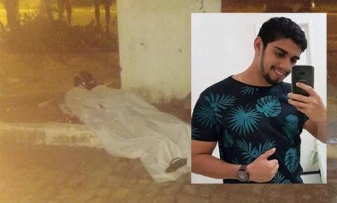 Jovem morre vítima de acidente no Contorno de Feira em Capim Grosso