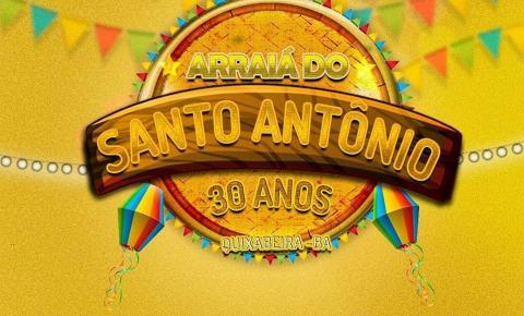Divulgadas as duas principais atrações do Arraiá do Santo Antônio de Quixabeira