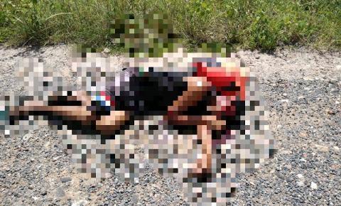 Homem é assassinado a tiros na BR 324, entre Novo Paraiso e Junco de Jacobina