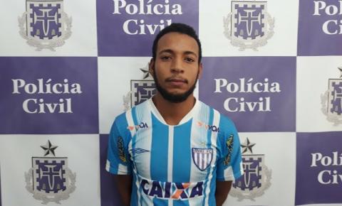 Polícia Civil deflagra 'Operação Ressureição' e prende autor de homicídio em Miguel Calmon