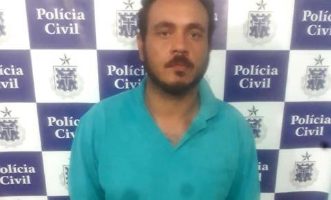 Operação Conjunta prende especialista em furtos a Residência em Mairi