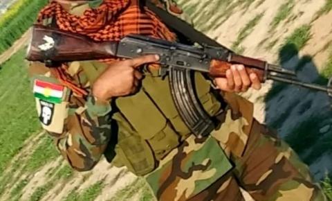 Jovem de Capim Grosso na Bahia realiza sonho de servir ao Exército do Iraque