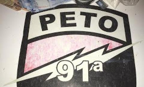Motoboy com drogas é preso em Capim Grosso