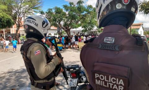RESPOSTA RÁPIDA DA ROTAM TIRA ARMA DE CIRCULAÇÃO E RECUPERA FRUTO DE ROUBO EM CAPIM GROSSO