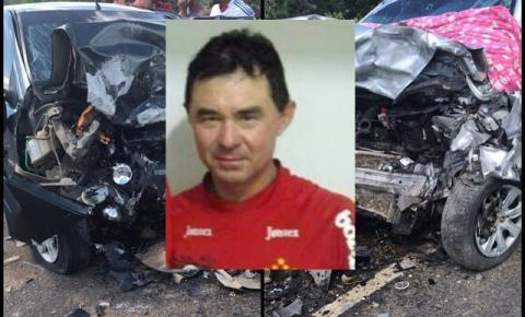 Guarda do parque 7 passagens em Miguel Calmon morre em grave acidente de carro