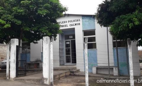 Quatro presos fugiram da delegacia durante a madrugada em Miguel Calmon